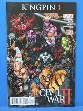 Kingpin #1  Civil War II  Marvel Comics CB20351