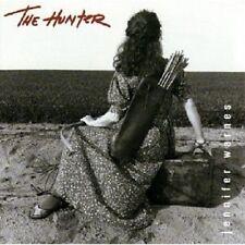 """JENNIFER WARNES """"HUNTER"""" CD NEUWARE"""
