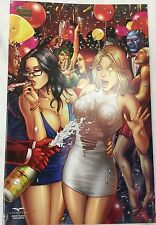 Grimm Fairy Tales Presents Robyn Hood 4 New Year's Eve Exclusive NM+ or better!