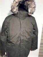 Regatta Mens Ice Storm Parka Jacket
