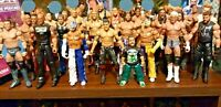 Mattel wwe Elite and Basic wrestling Figure lot 27 figures