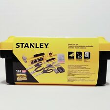 New ListingStanley Stht81199 167-Piece Home Repair Mixed Tool Set Dyi Project Kit Toolbox