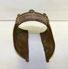 Bracelet de bras Dogon en bronze début XX ème