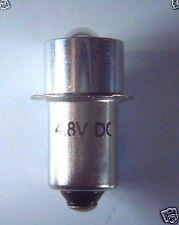 LED Upgrade Bulb for MAG-LITE® 4-Cell Flashlights 4.8-6V Replace old Krypton