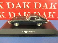 Die cast 1/43 Modellino Auto Jaguar E-Type Coupe by Atlas