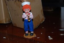 Raggedy Andy Figurine, New, by Madame Alexander