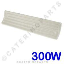 Universal cerámica Elemento Calentador Infrarrojo 300w 230v Caliente cálida