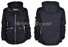Abrigos y chaquetas de mujer militares de 100% algodón
