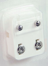 Studex Ear Piercing Stainless Steel Ball Studs 12 pack R200W