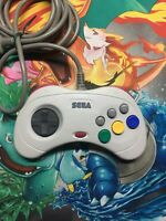 Genuine Sega Saturn Offical Authentic Original Classic Controller Pad Japan USA