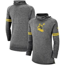 Pittsburgh Steelers Nike Women's Historic Marks Long Sleeve Sweatshirt Women M