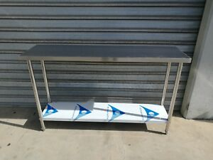 Stainless Steel  Bench 1500 (L) x 400 (W) x 900 (H) mm