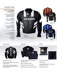 Giubbotto giacca moto uomo ORIGINALE JEB'S Racing Bike vari modelli AFFARE!!!!!
