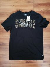 New With Tags $68 Guess Graphic Logo Men's Casual Short Sleeve T-Shirt