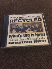 THE NEW CHRISTY MINSTRELS RECYCLED WHAT'S OLD IS GREATEST HITS CD New