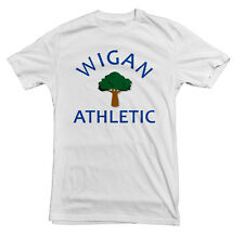Wigan Athletic Basic Logo Soccer Tee