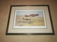 WW2 British RAF Hawker Hurricane - Moral Support - Robert Taylor - NICE!
