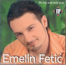 EMELIN FETIC CD Po ko zna koji put 2006 Bosnien Bosna Vuco Folk Narodna Balkan