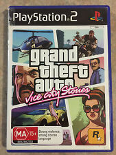 Grand Theft Auto Vice city stories ps2 playstation 2 game
