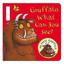 Gruffalo What Can You See Buggy Book (My First Gruffalo)-ExLibrary