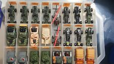 Military  Diecast Tank, Hot Wheels, Matchbox Select A Car from 6
