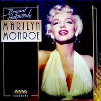 Marilyn Monroe Calendar 1998 Bruno Bernard of Hollywood Publicity Photo SEALED