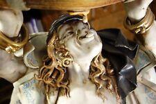 Avast! Fantastic Vintage Italian Ceramic Corsair/Pirate Pair