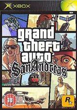 Grand Theft Auto: San Andreas (Xbox) VideoGames