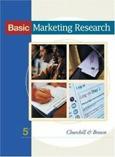 Basic Marketing Research: College Edition, New Books