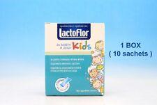 LACTOFLOR KIDS ® 10 sachets PROBIOTIC Formula baby children Colic Lactobacillus
