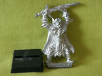 A3 WARHAMMER THE TRAGEDY OF MCDEATH SCENARIO - DONALBANE LONG OOP METAL MODEL