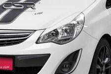 CSR Scheinwerferblenden für Opel Corsa D SB199