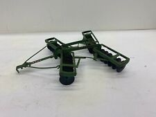 Vintage  John Deere Disc Harrow 1:16 Scale Diecast Toy