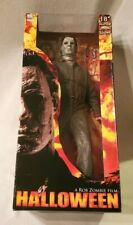 """NECA HALLOWEEN MICHAEL MYERS 18"""" Inch MIB Motion Activated Sound Figure 2007 NEW"""