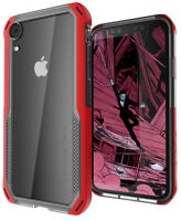 For Apple iPhone XR Case | Ghostek CLOAK Slim Clear TPU Wireless Charging Cover