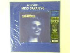 Miss Sarajevo 7in Single + poster (Passengers - 1995-11-20) IS 625 (ID:15916)