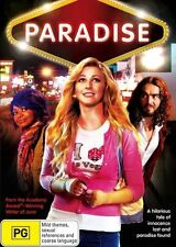 Paradise DVD Movie NEW RELEASE Holly Hunter Russell Brand BRAND NEW SEALED R4