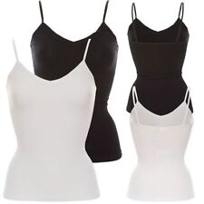 Markenlose ärmellose Damenblusen, - tops & -shirts Normalgröße