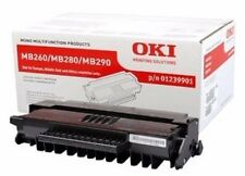 OKI Toner Cartridge for MB260/280/290 Mono Printers - Black