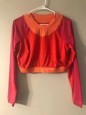 Joy Lab womans exercise crop shirt size Xl New!