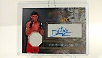 2016 TOPPS UFC TOP OF THE CLASS AUTOGRAPHED RELIC #TCAR-DCR DOMINICK CRUZ