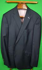 Gentlemen's Corner Palm Beach Trop Wool Navy Blazer w/ Pink Shell Sz: 46L