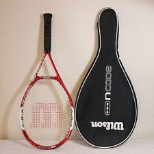 Wilson Ncode N Fusion OS Oversize 4 5/8 grip Tennis Racquet Nanotechnology