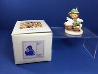 "Vintage M.I. Hummel, 3.75"", PLAYMATES  Figurine #58/2/0, TMK 6 w/ Box, MIB"