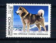 MONACO - 1983 - Esposizione canina internazionale di Montecarlo