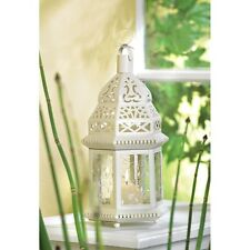 White Wedding Moroccan Lantern