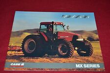 Case International MX100 MX110 MX120 MX135 Tractor Dealer's Brochure FMD