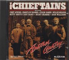 THE CHIEFTAINS - Another country - CD 1992 COME NUOVO UNPLAYED