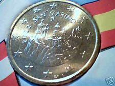 EURO - 50 cent 2002 San Marino san marin saint marin