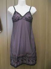 NEW Anti Flirt Paris Intim Sleep Dress Nightgown Chemise Lace Sheer France sz 1
